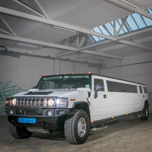 limousine hummer h2 huren | Vallei Limousines