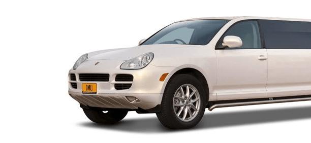 Porsche Cayenne Limousine | Vallei Limousines | Limousine huren