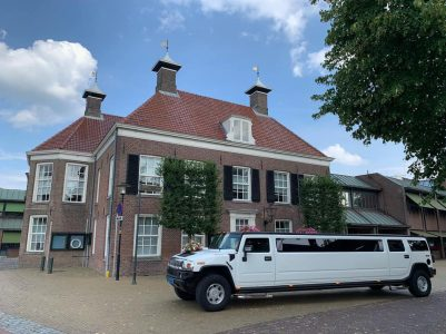 Hummer limousine - Vallei limousines