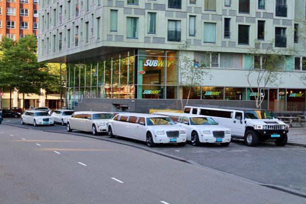 Limousine huren Nederland | Vallei Limousines