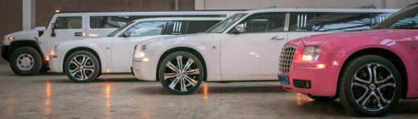 Limousines huren | Vallei Limousines | Onze limousines