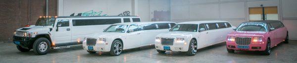 Onze limousines | Vallei Limousines | Limousine huren
