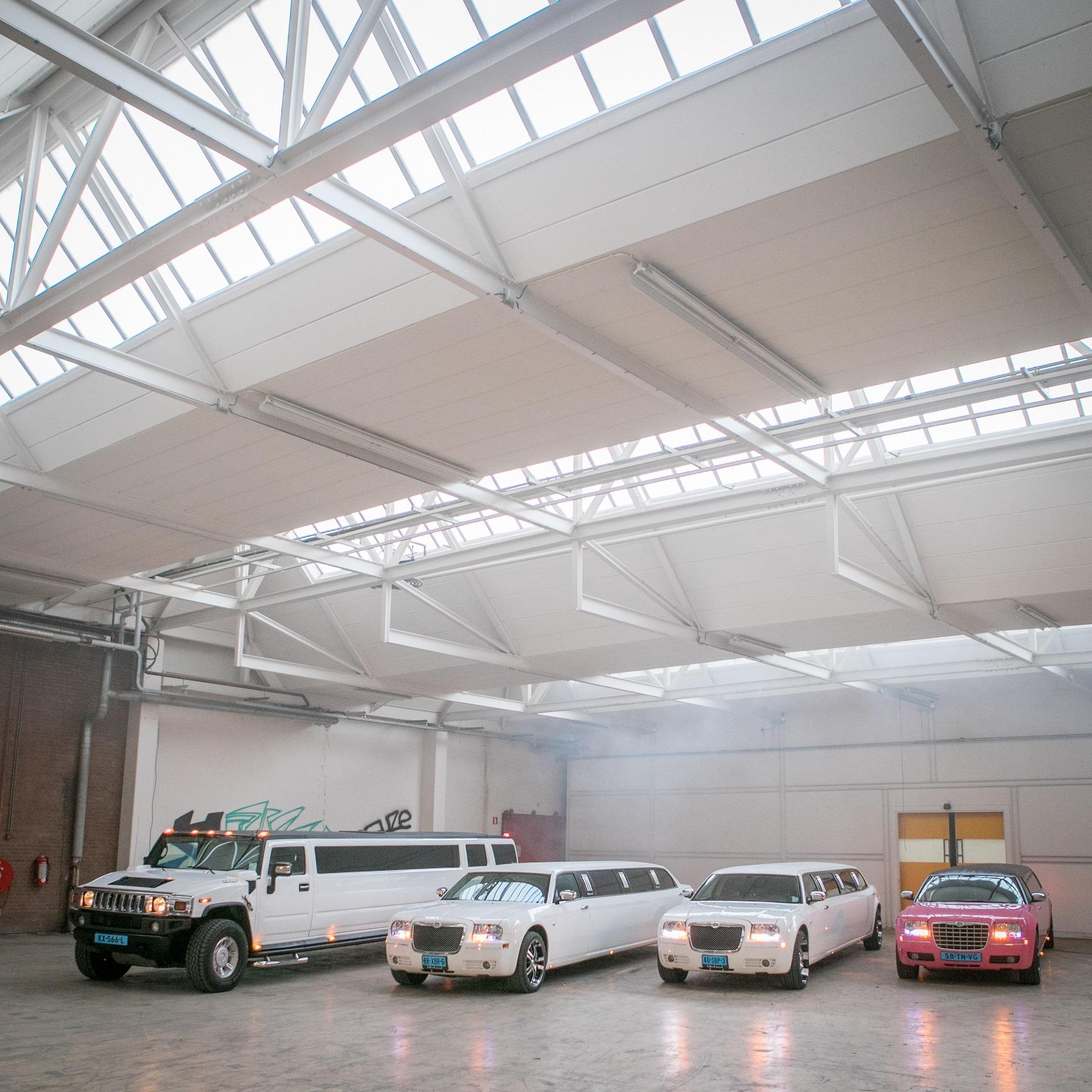 Limousine huren | Vallei Limousines | Onze limousines