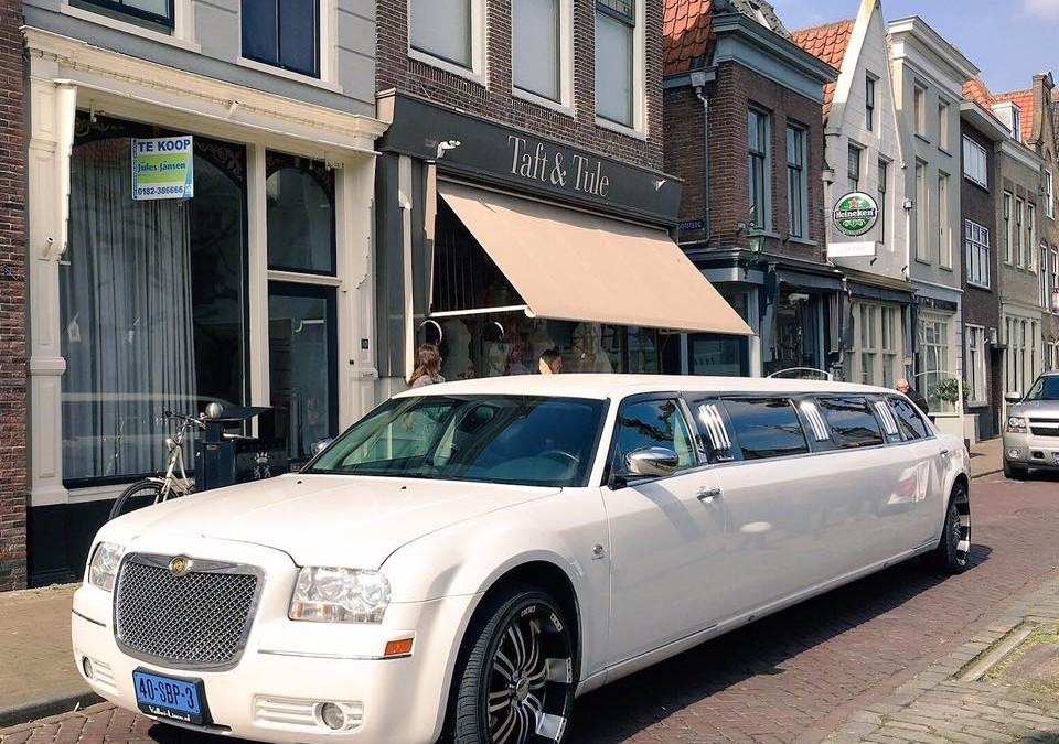 Vallei Limousines | Limousine huren trouwdag | Huwelijk