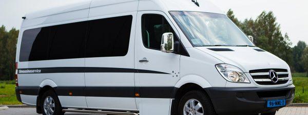 Rolstoel vriendelijke limousine | Vallei-Limousines
